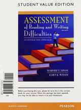 9780133012675-0133012670-Assessment of Reading and Writing Difficulties: An Interactive Approach, Student Value Edition