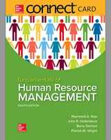 9781260478983-126047898X-Connect Access Card for Fundamentals of Human Resource Management