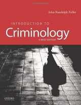 9780190641696-019064169X-Introduction to Criminology: A Brief Edition