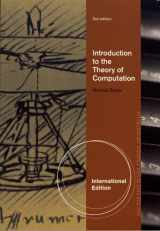9781133187813-1133187811-Introduction to the Theory of Computation. Michael Sipser