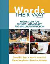 9780133996333-0133996336-Words Their Way: Word Study for Phonics, Vocabulary, and Spelling Instruction (6th Edition) (Words Their Way Series)
