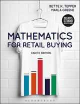 9781501315725-1501315722-Mathematics for Retail Buying: Bundle Book + Studio Access Card