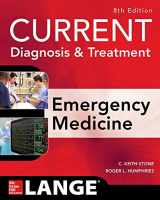 9780071840613-0071840613-CURRENT Diagnosis and Treatment Emergency Medicine, Eighth Edition (Current Diagnosis and Treatment of Emergency Medicine)