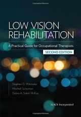 9781617116339-1617116335-Low Vision Rehabilitation: A Practical Guide for Occupational Therapists