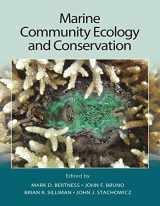9781605352282-1605352284-Marine Community Ecology and Conservation