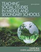 9780132698108-0132698102-Teaching Social Studies in Middle and Secondary Schools (6th Edition)