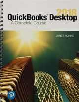 9780134743813-0134743814-QuickBooks Desktop 2018: A Complete Course