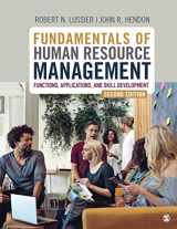 9781544324487-1544324480-Fundamentals of Human Resource Management: Functions, Applications, and Skill Development