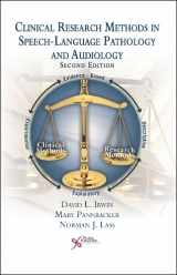 9781597565080-1597565083-Clinical Research Methods in Speech-Language Pathology and Audiology