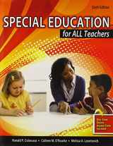 9781465215291-1465215298-Special Education for All Teachers