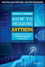 9781118539279-1118539273-How to Measure Anything: Finding the Value of Intangibles in Business