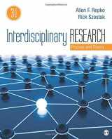 9781506330488-1506330487-Interdisciplinary Research: Process and Theory