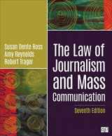 9781544377582-1544377584-The Law of Journalism and Mass Communication