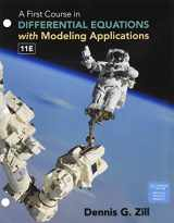 9781337761000-1337761001-Bundle: A First Course in Differential Equations with Modeling Applications, Loose-leaf Version, 11th + WebAssign for Zill's Differential Equations ... 9th, Single-Term Printed Access Card