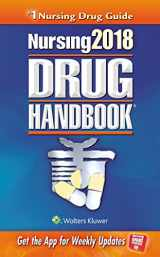 9781496353597-1496353595-Nursing Drug Handbook 2018