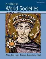 9781457685187-1457685183-A History of World Societies Volume A: To 1500