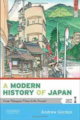 9780190920555-0190920556-A Modern History of Japan: From Tokugawa Times to the Present