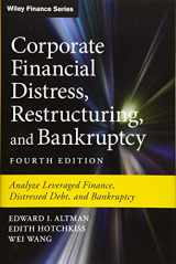 9781119481805-1119481805-Corporate Financial Distress, Restructuring, and Bankruptcy: Analyze Leveraged Finance, Distressed Debt, and Bankruptcy (Wiley Finance)
