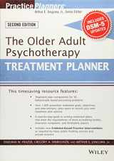 9781119063117-1119063116-The Older Adult Psychotherapy Treatment Planner, with DSM-5 Updates, 2nd Edition (PracticePlanners)