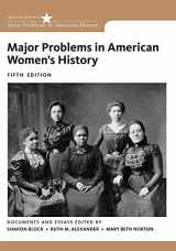 9781133955993-1133955991-Major Problems in American Women's History (Major Problems in American History)