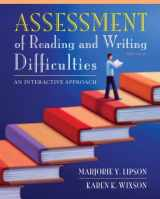9780132685788-0132685787-Assessment of Reading and Writing Difficulties: An Interactive Approach