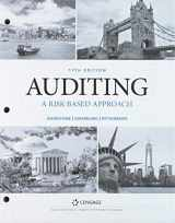 9781337734493-1337734497-Bundle: Auditing: A Risk Based-Approach to Conducting a Quality Audit, Loose-leaf Version, 11th + MindTap Accounting, 1 term (6 months) Printed Access Card