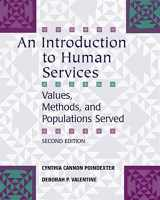 9780495007920-0495007927-An Introduction to Human Services: Values, Methods, and Populations Served