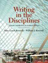 9780205726622-0205726623-Writing in the Disciplines: A Reader and Rhetoric Academic for Writers