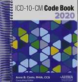 9781584267324-1584267321-ICD-10-CM Codebook 2020, Spiral Edition