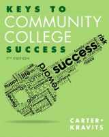 9780321918536-0321918533-Keys to Community College Success (7th Edition) (Keys Franchise)