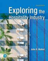 9780134745060-013474506X-Revel for Exploring the Hospitality Industry -- Access Card (What's New in Culinary & Hospitality)