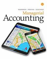 9781337270595-1337270598-Managerial Accounting