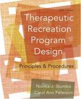 9780321541888-032154188X-Therapeutic Recreation Program Design: Principles and Procedures (5th Edition)