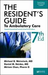 9781890018788-1890018783-Resident's Guide to Ambulatory Care, 7th ed.