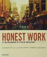 9780190497682-0190497688-Honest Work: A Business Ethics Reader