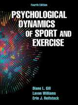 9781450484664-1450484662-Psychological Dynamics of Sport and Exercise