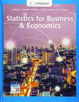 9781337901062-1337901067-Statistics for Business & Economics