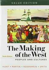 9781319104986-1319104983-The Making of the West, Value Edition, Combined: Peoples and Cultures