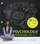 9781319066833-1319066836-Loose-leaf Version for Psychology in Everyday Life