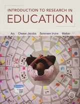 9781337566001-1337566004-Introduction to Research in Education