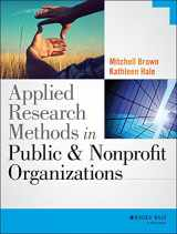9781118737361-1118737369-Applied Research Methods in Public and Nonprofit Organizations