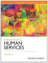 9780205848058-0205848052-Introduction to Human Services: Through the Eyes of Practice Settings (3rd Edition) (Standards for Excellence)