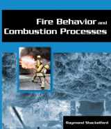 9781401880163-1401880169-Fire Behavior and Combustion Processes