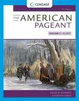 9780357030578-0357030575-The American Pageant, Volume I