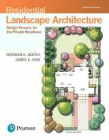 9780134602806-0134602803-Residential Landscape Architecture: Design Process for the Private Residence (What's New in Trades & Technology)