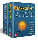 9781259644030-1259644030-Harrison's Principles of Internal Medicine, Twentieth Edition (Vol.1 & Vol.2)