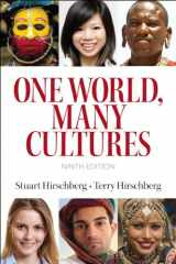 9780321945167-0321945166-One World, Many Cultures