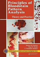 9780849320149-0849320143-Principles of Bloodstain Pattern Analysis: Theory and Practice (Practical Aspects of Criminal & Forensic Investigations)