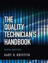 9780132621281-0132621282-Quality Technician's Handbook, The