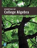9780134697024-0134697022-Essentials of College Algebra